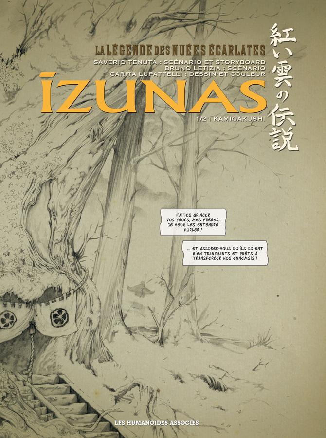 Extrait 0 : Izunas - Numérique T1 : Kamigakushi