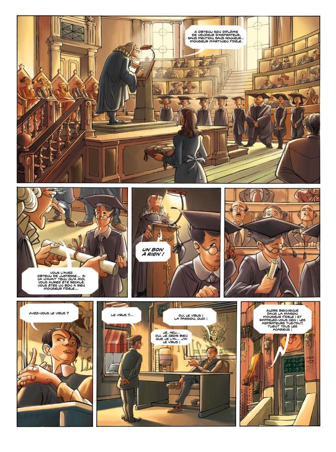 Extrait 1 : Carême - Numérique T3 : Leviathan