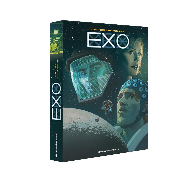 EXO - Coffret T1 à 3