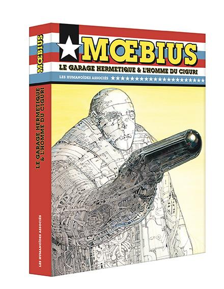 Mœbius Œuvres - Coffret : Le Garage hermétique + L'Homme du Ciguri USA