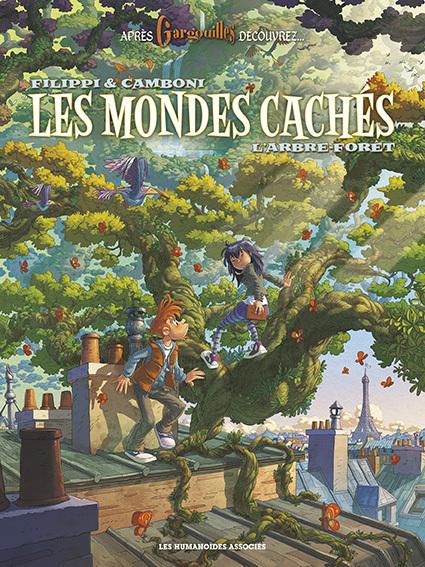 Les Mondes cachés - Numérique T1 : L'Arbre-forêt