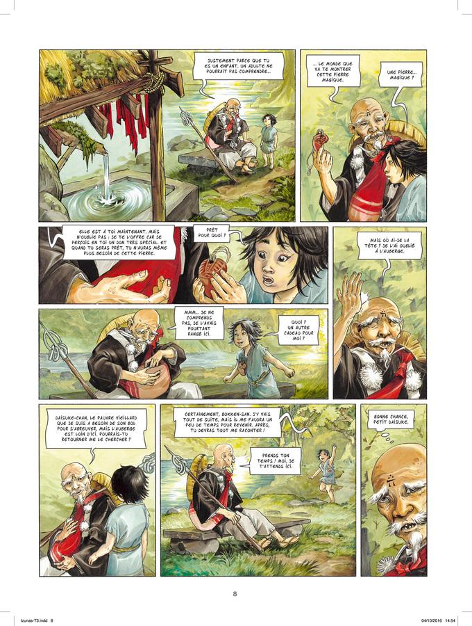 Extrait 1 : Izunas T3 : Namaenashi
