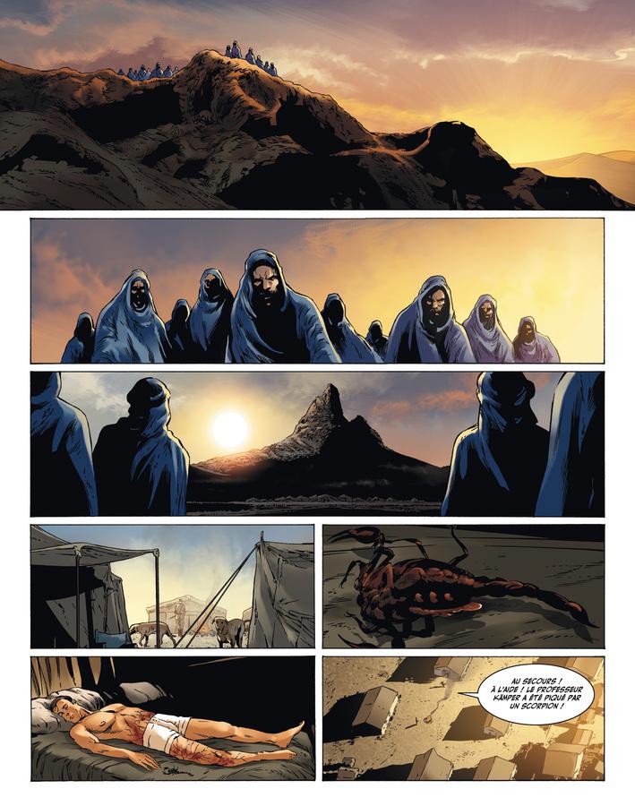 Extrait 0 : Sanctuaire Genesis - Numérique T2
