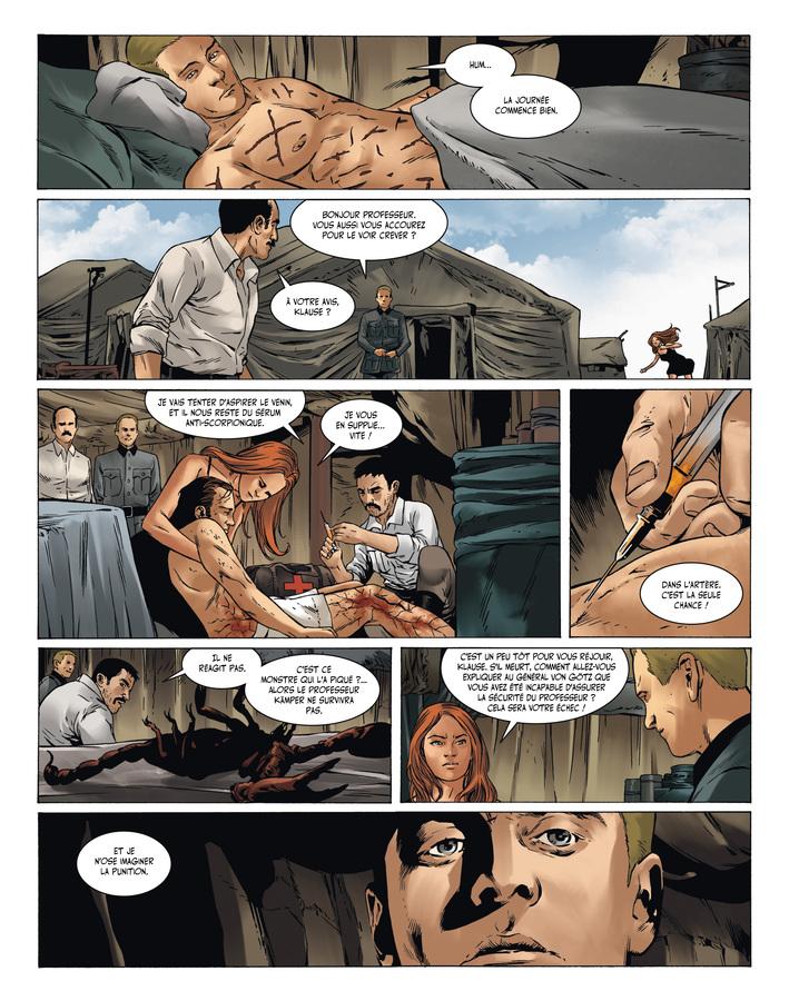 Extrait 1 : Sanctuaire Genesis - Numérique T2