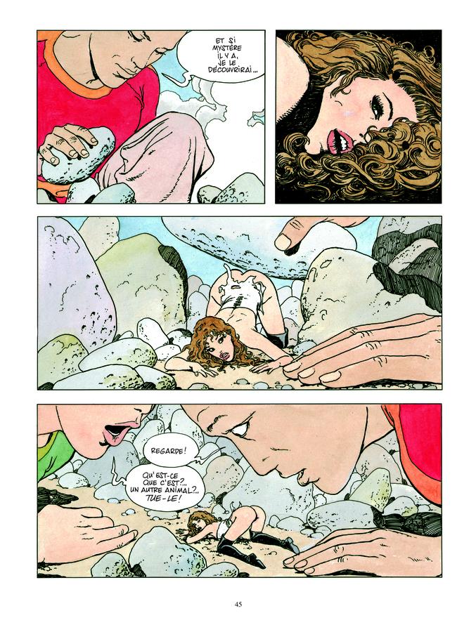 Extrait 1 : Gulliveriana