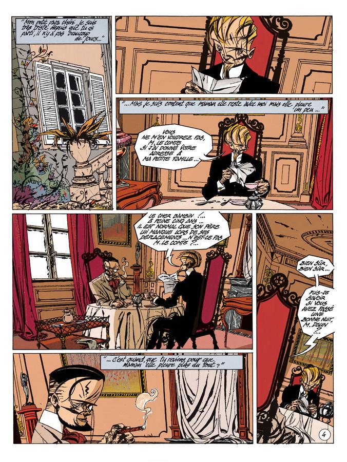 Extrait 2 : Adam Sarlech - Numérique T2 : La Chambre Nuptiale