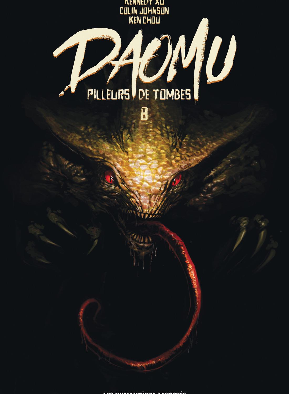 Daomu - Pilleurs de tombes - Numérique V8