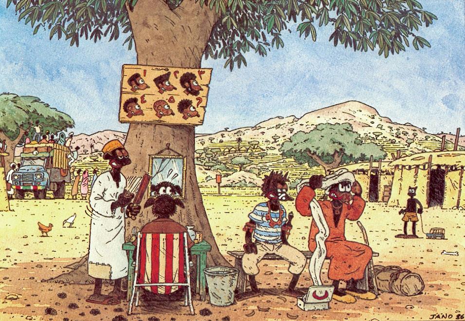 Extrait 0 : Carnet d'Afrique