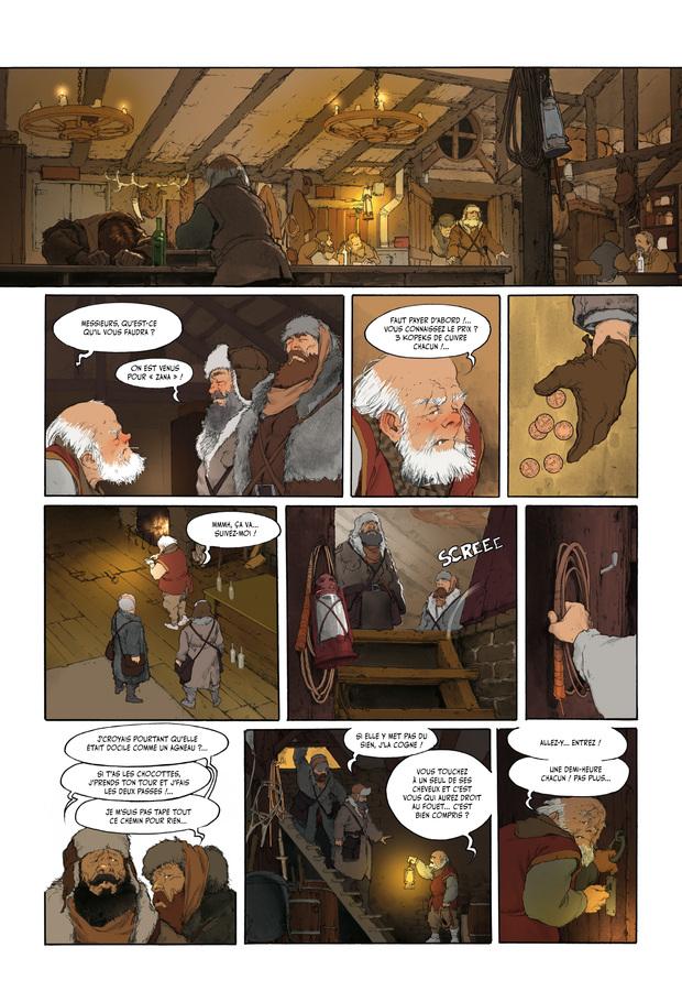 Extrait 1 : Carthago Adventures - Numérique T5 : Zana