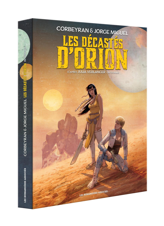 Les Décastés d'Orion - Coffret T1&2