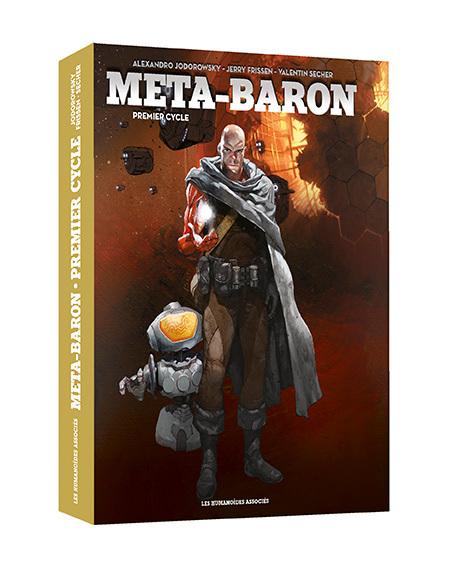 Méta-Baron - Coffret : T1 & 2