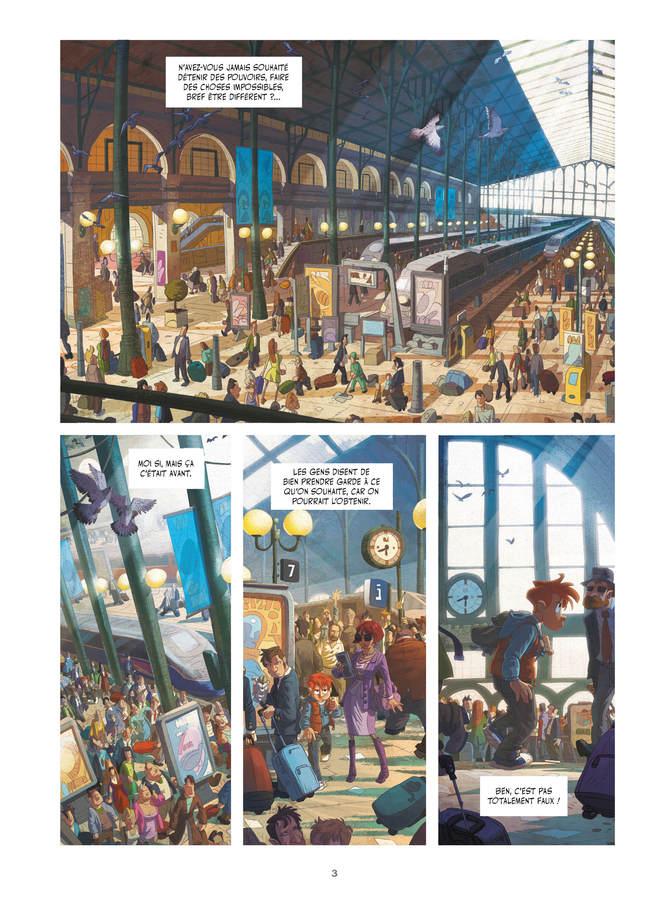 Extrait 0 : Les Mondes cachés - Coffret de Noël : Tomes 1 & 2 (+ poster)