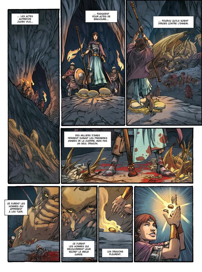 Extrait 1 : Dragonseed - Numérique T3 : Quand pleurent les dragons