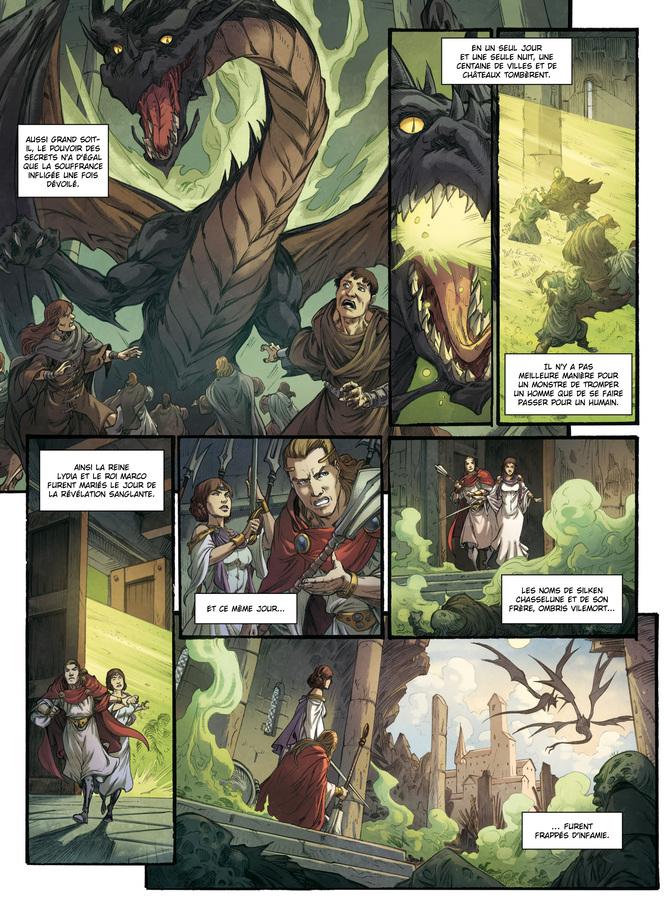 Extrait 3 : Dragonseed - Numérique T3 : Quand pleurent les dragons