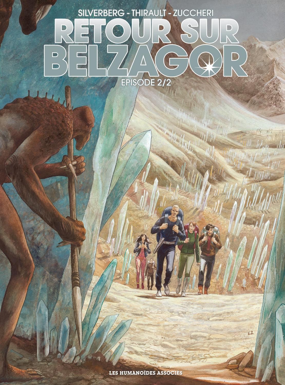 Retour sur Belzagor - Numérique T2