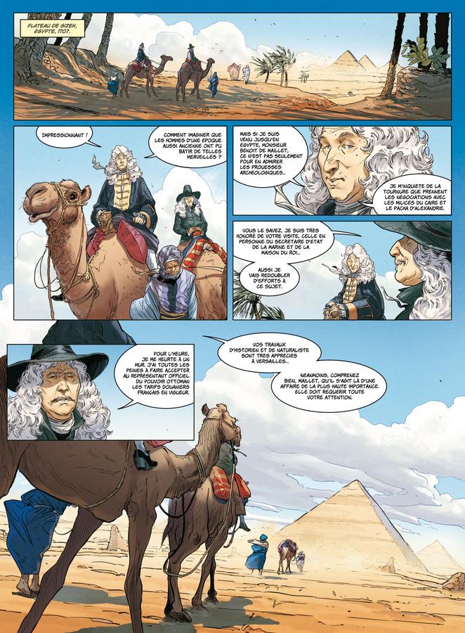 Extrait 3 : Carthago - Numérique T8 : Léviathan