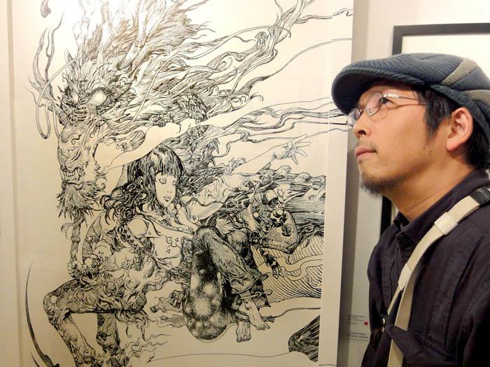 Photo de Katsuya Terada